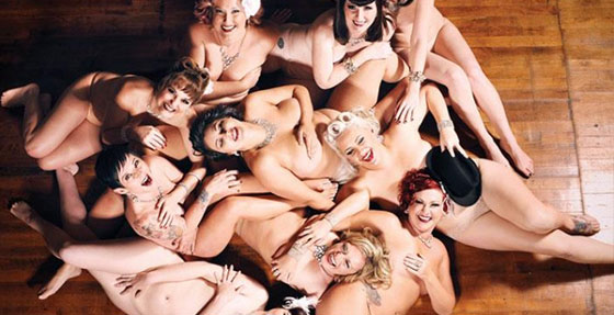 pictured: cin city burlesque