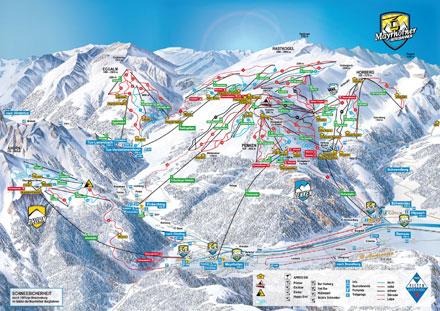 Майрхофен (Майерхофен)- горнолыжный центр Тироля: Австрия ...