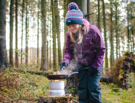 How to use a Trangia Stove
