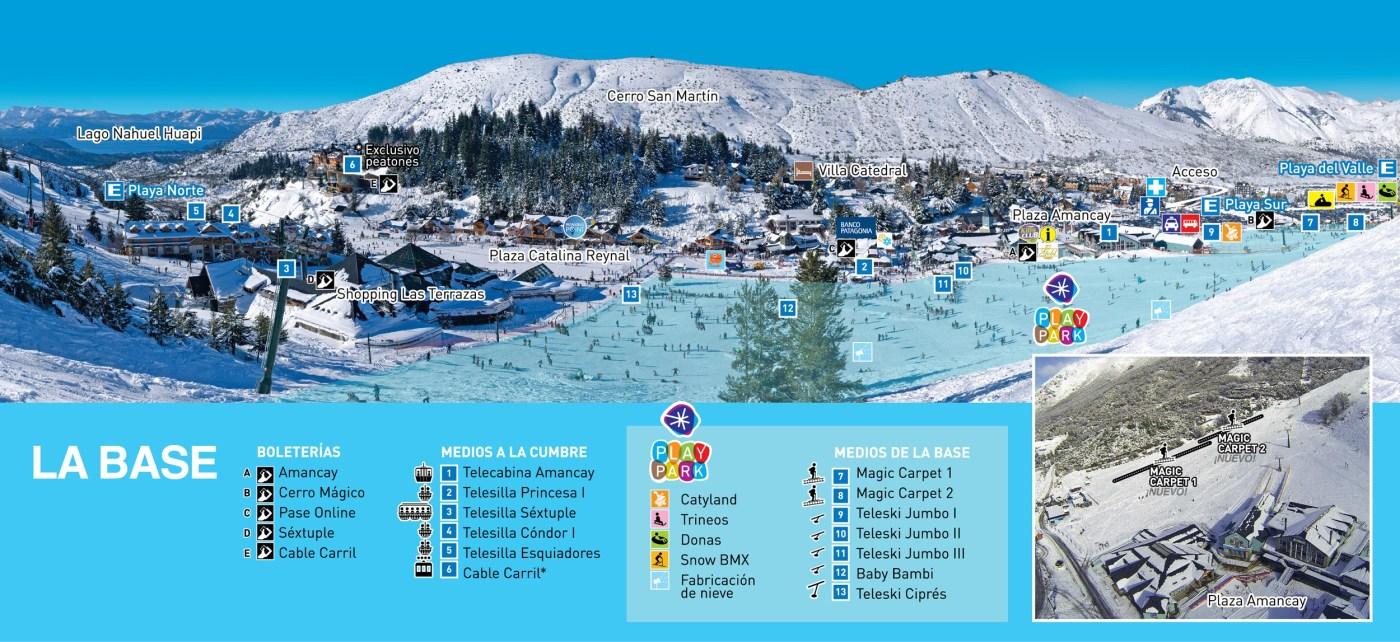 Esquiar em Bariloche - Dicas para Ski em Bariloche - SkiPoint