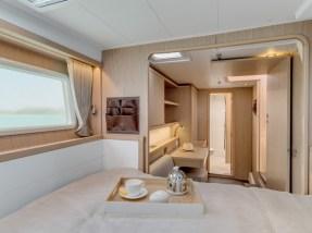 Cabine grand luxe
