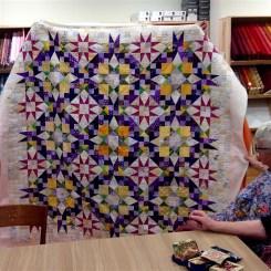 Vireya's quilt