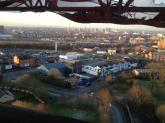 Manchester up high