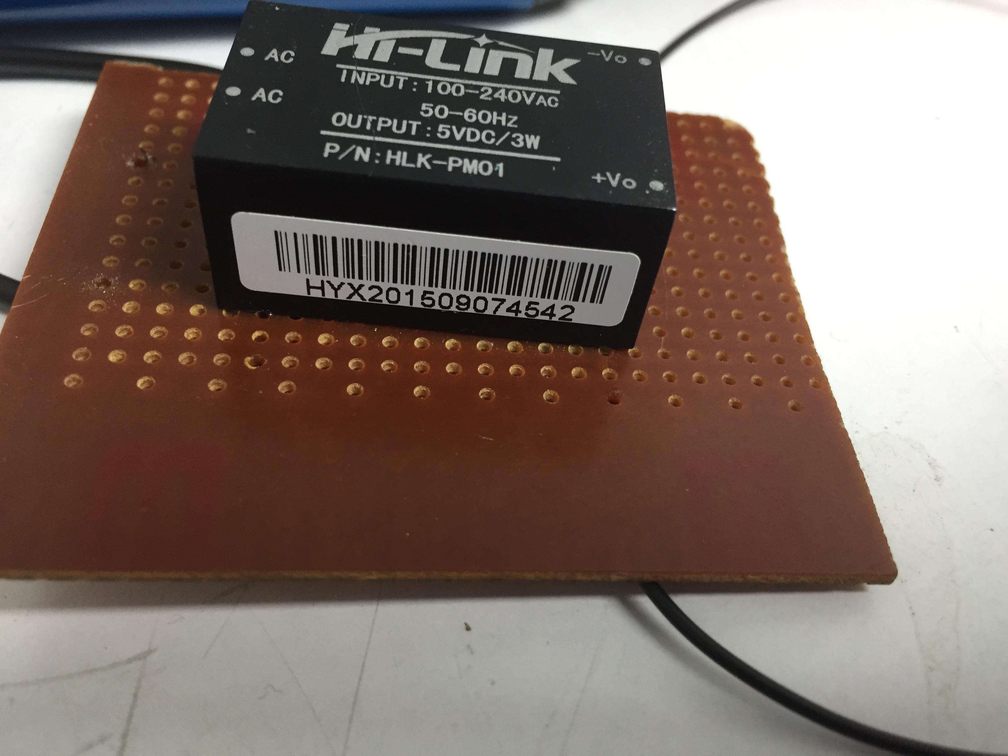 HLK-PM01 Barcode