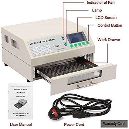 IR Re-Flow Oven
