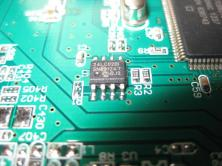 Hantek 6022BE USB Oscilloscope PCB Photo