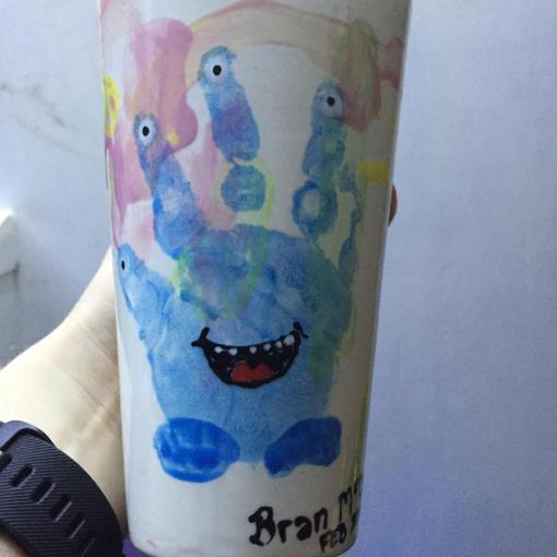 Skippy's work mug :D
