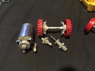 the drive train parts