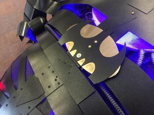 Steampunk / MadMax Batmobile
