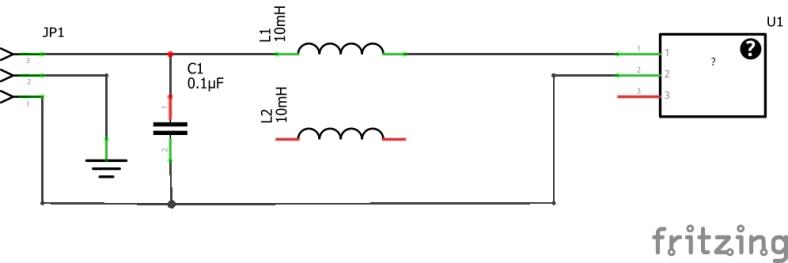 Schematics for Filter 2