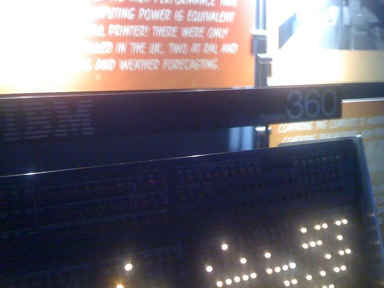 IBM System/360 front end