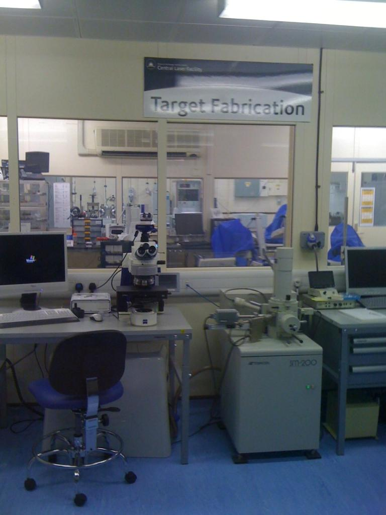 This is Target Fabrication
