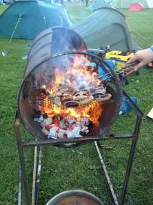 Fire Vs Meat