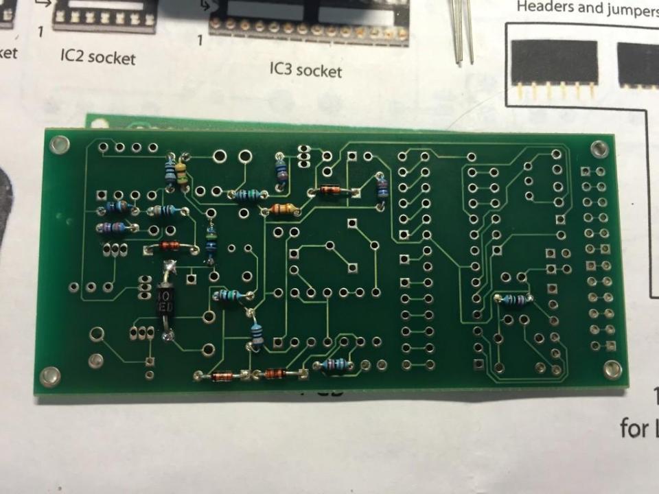 Adding some more resistors