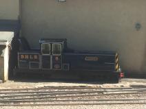BHLR Diesel loco