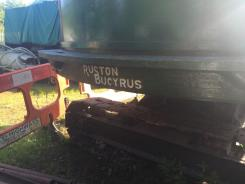 Ruston Bucyrus 10-RB crane