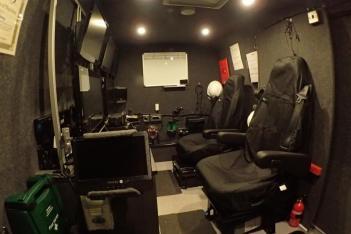 Pilot & Co-Pilot's seating