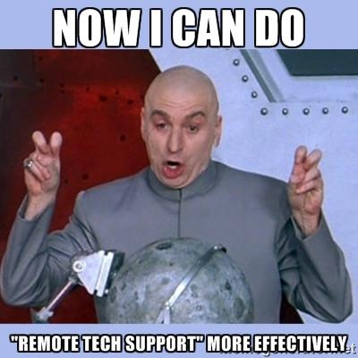 Remote Tech Support