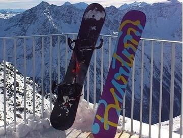 Snowboard length