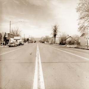 Main Street, Washtucna - © Skip Smith