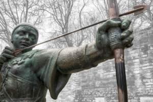 Nottinghams Robing Hood