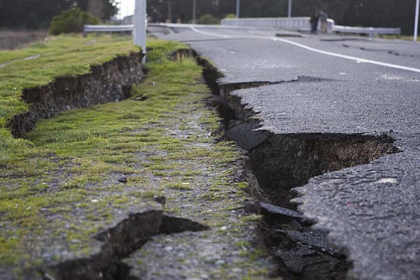 Earthquakes, and some other things, will definitely freak me out | Skip The Flip