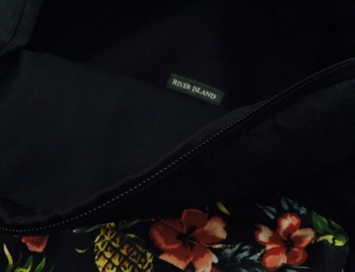 River Island: My Favorite Printed Backpack In 2015 | Skip The Flip