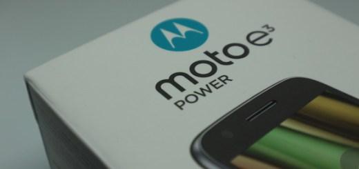 The New Moto E3 Power Smartphone   Skip The Flip