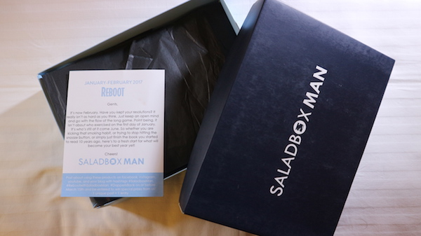 Saladbox Man: Rebooting Every Man's Way To Dapper | Skip The Flip