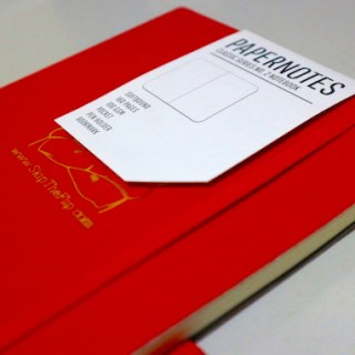 Papernotes Customized Notebooks | Skip The Flip