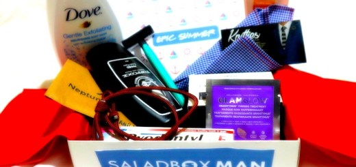 The Epic Summer Box From Saladbox Man | Skip The Flip