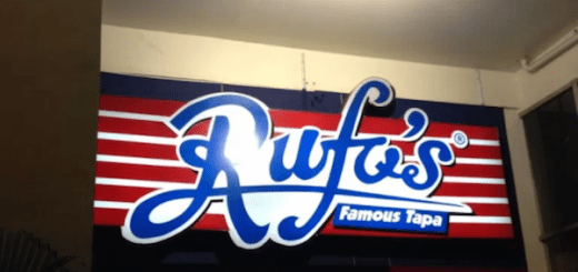 Rufo's And Their Famous Tapa   Skip The Flip