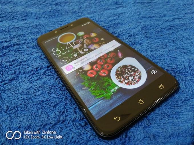 Asus ZenFone Live   Skip The Flip