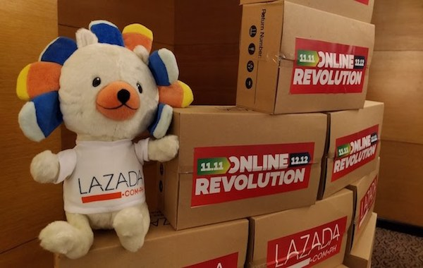 The Box Of Joy And Meeting Friends From Lazada Philippines | Skip The Flip