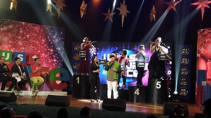 The ABS-CBN Just Love Christmas Party For Entertainment Media And Bloggers | Skip The Flip