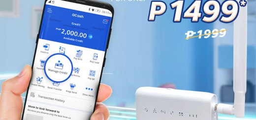 Globe At Home Prepaid WiFi Now Only ₱1499, No Cash-Out Required Via GCredit From GCash | Skip The Flip