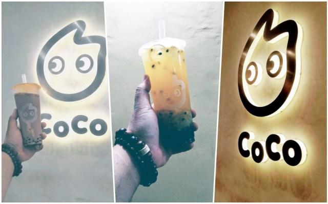 The Sweet Indulgence Of Milk Teas and Coco   Skip The Flip