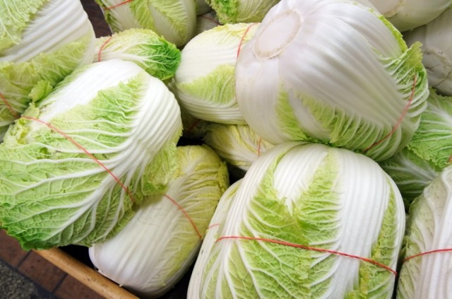 Just as vital to Korean cuisine as rice, Napa cabbage is Kimchi's main ingredient | Skip The Flip