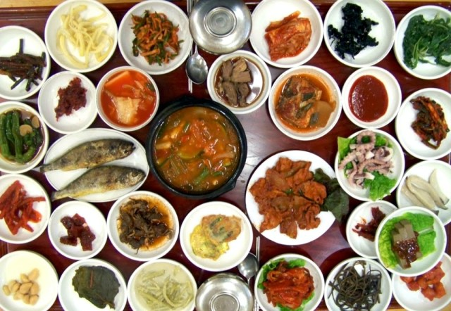 Among all of the dishes included is Kimchi that as an anchor that holds all of the food together in a yangban sang (the aristocrat's table) | Skip The Flip