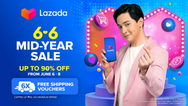 12 Gadgets You Need To Watch Out At Lazada's 6.6 Mid-Year Sale, Alden Richards Is The New Face Of Lazada | Skip The Flip