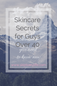 Help your guy look his best and avoid dangerous skin problems with this guide.
