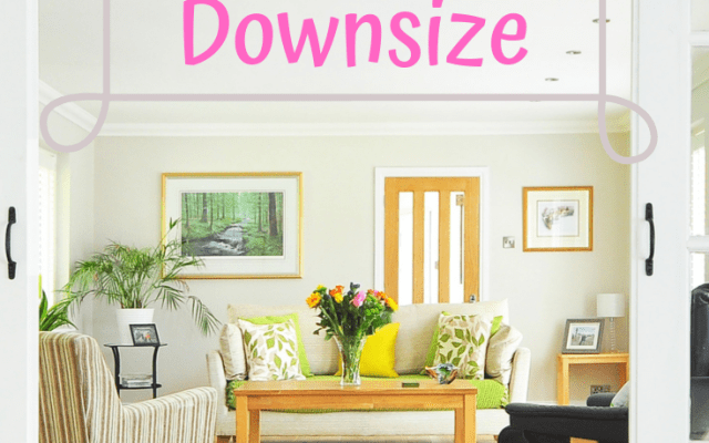 Get excited to downsize with these 5 design tips!