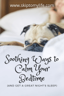 Trouble sleeping? This evening routine will help.