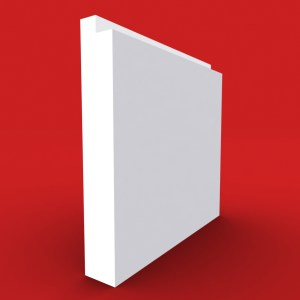 Singe Step skirting boards