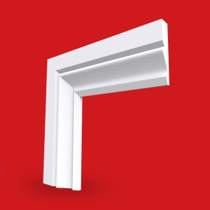 ogee architrave profile