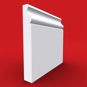 Ovolo Mini Skirting Board - Skirting King
