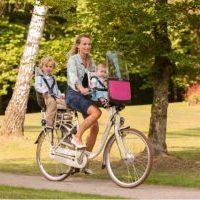 Μωρό και ποδήλατο είναι ασφαλές;