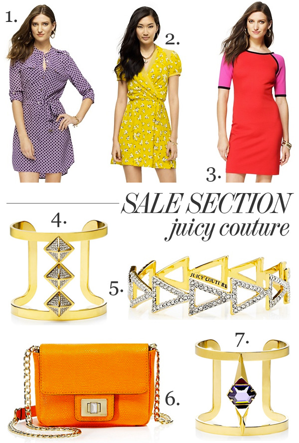 Skirt The Rules Sales Section - Juicy Couture