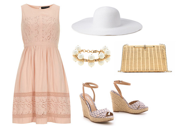 Pastel Derby Outfit