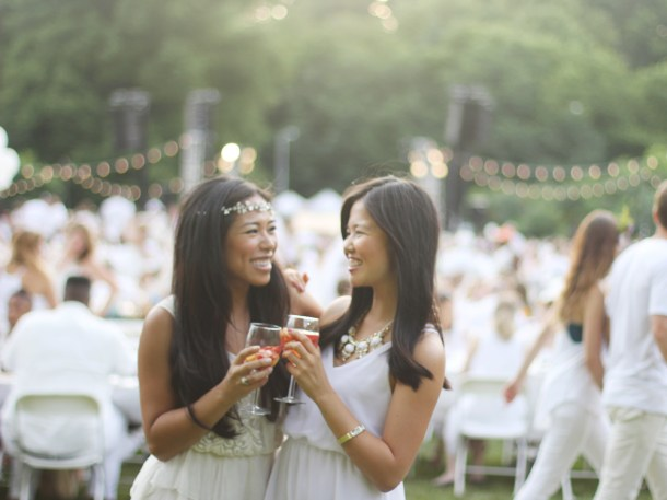 What to Wear to an All-White Party